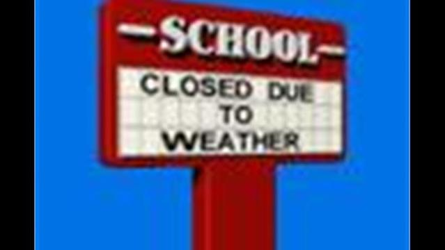 School Closes Due to Weather Damage