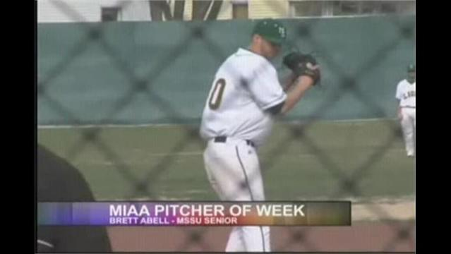Abell MIAA Pitcher of Week