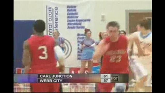 Carl Junction & Carthage Pull Upsets in District Semifinals
