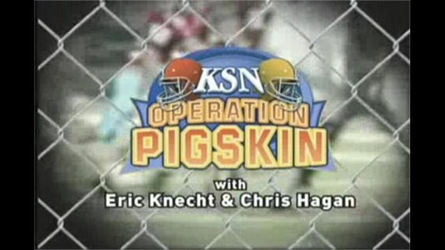 Operation Pigskin Segment #1 - 10/5/12