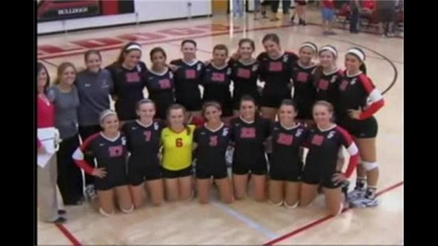 Carl Junction Volleyball Talking 'Dynasty'