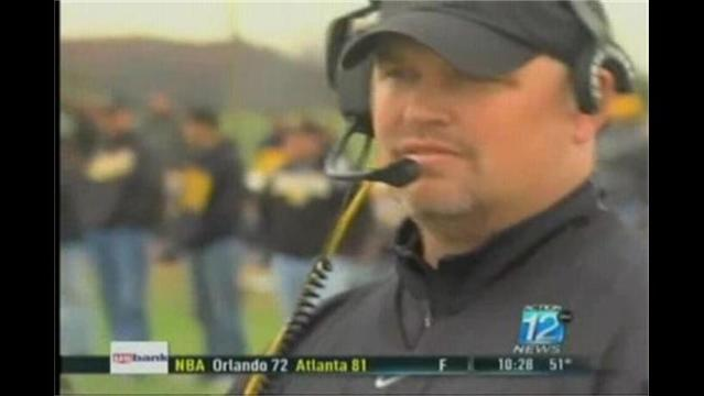 David Large Steps Down at Cassville, Citing 'Family First'