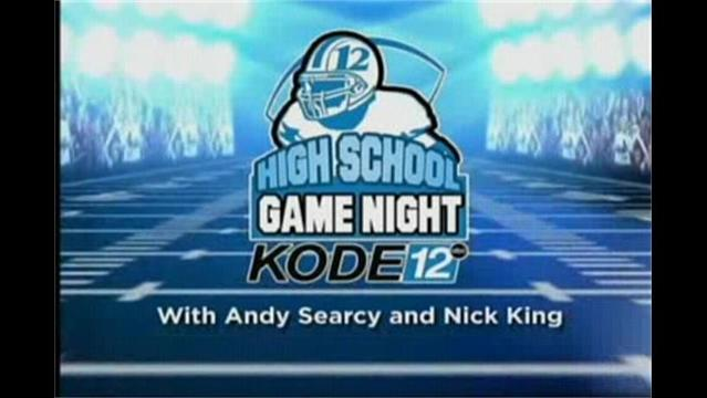 High School Game Night - Segment 3 - 9/7/12