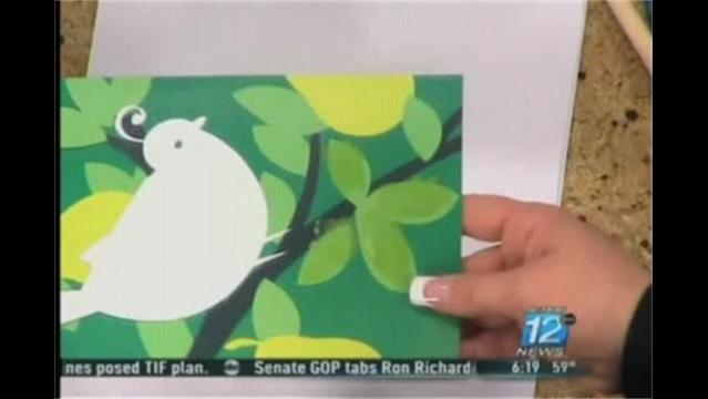 Crafter Impossible- Christmas Cards- November 9, 2012