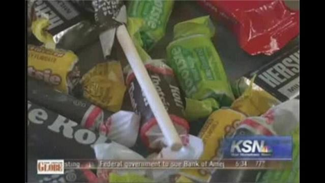 Pet Poisoning from Candy