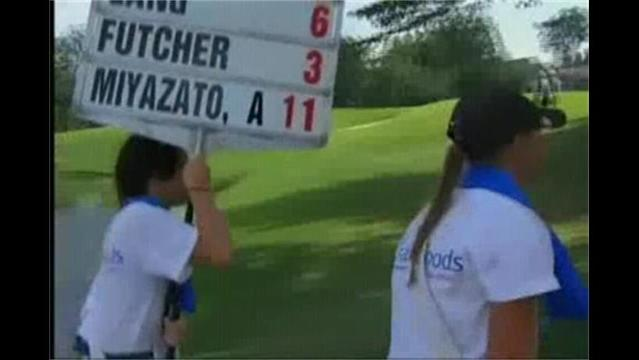 Carthage Girls Golfers Receive Special Treat at LPGA Event