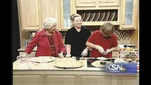 Cooking With Carol: Papa Murphy's Pizza