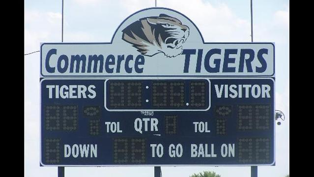 Commerce Tigers Football Team Preview