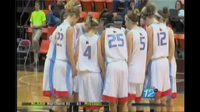 #5 Action 12 Top 12 - Lady Cardinals Win State