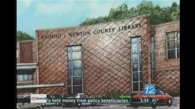 Newton County Library Tax Levy