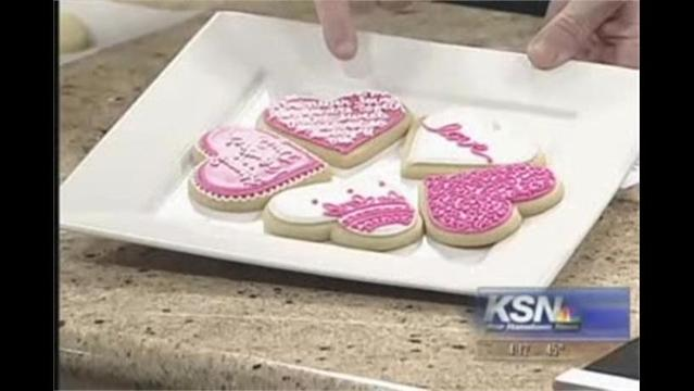 Sweet Bake Shop: Decorative Cookie Lesson