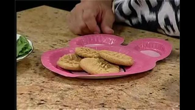 St. John's- Easy Peanut Butter Cookie- September 20, 2011