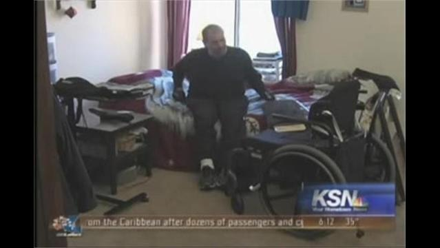 Life Through New Eyes: A Nevada Man is Paralyzed From The Waist Down