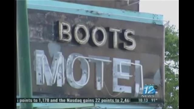 Historic Route 66 'Boots Motel' Set to Open in May