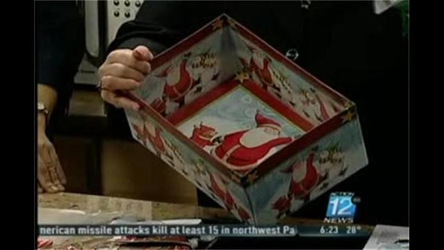 Michael's Part 2 - Chocolate Gift Basket - December 17th, 2010