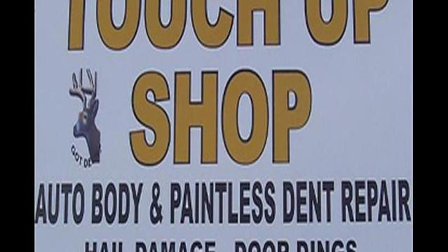 The Touch Up Shop - 122911