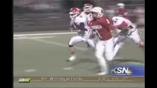 Big Five Plays of the Week 10/31/11