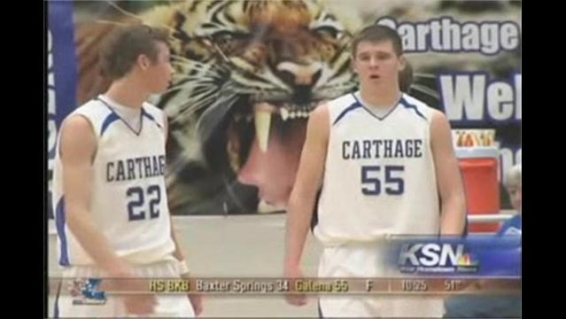 Carthage Improves to 18-3 With Win Over Mt. Vernon