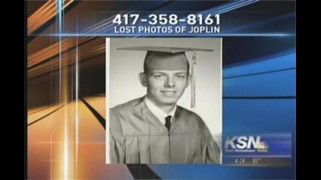 Lost Photos of Joplin: Restoring Memories