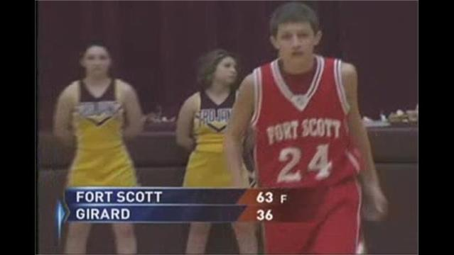 Fort Scott Too Much For Girard