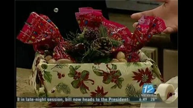 Michael's Part 3 - Gift Baskets - December 17th, 2010