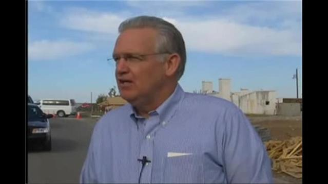 Governor Jay Nixon on Topic of Health Care