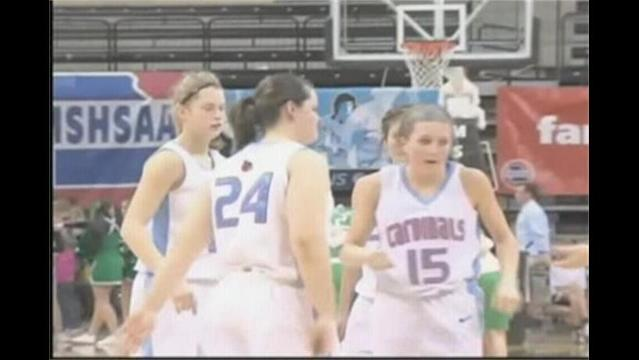 Webb City Girls Hold Off Smithville to Advance to State Finals