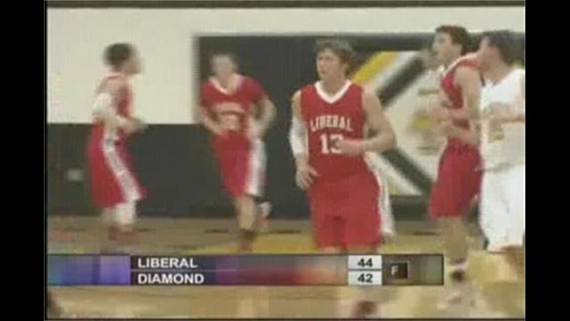 Liberal Beats Diamond in Thriller