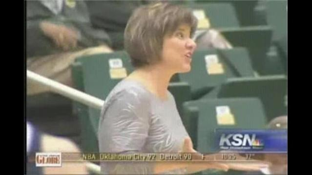 MSSU Players Sad to See Maryann Mitts Step Down