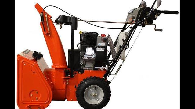 Briggs & Stratton Recalls Ariens Compact Snow Blowers