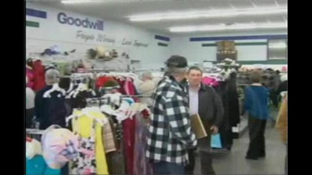Brad's Beat: Joplin Goodwill Ribbon Cutting