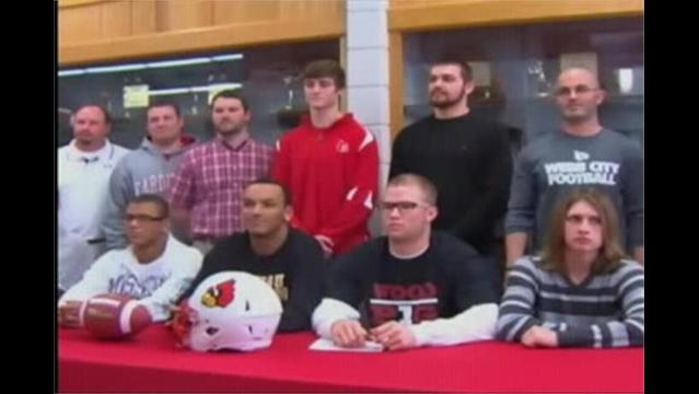 Signing Day 2013