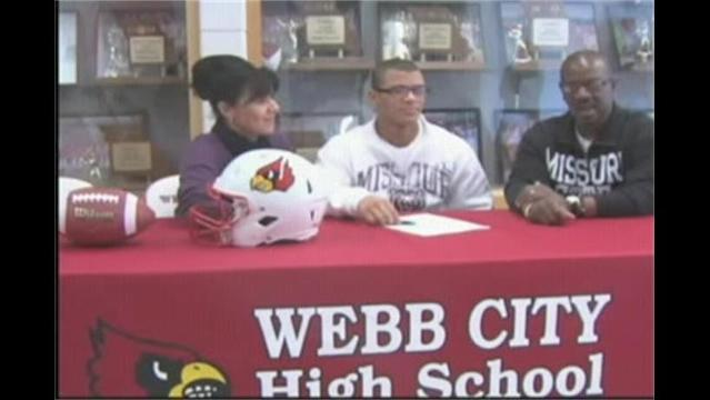 Signing Day Features Seven From Webb City