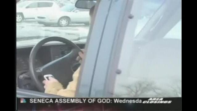 Oklahoma Texting and Driving Bill Proposal