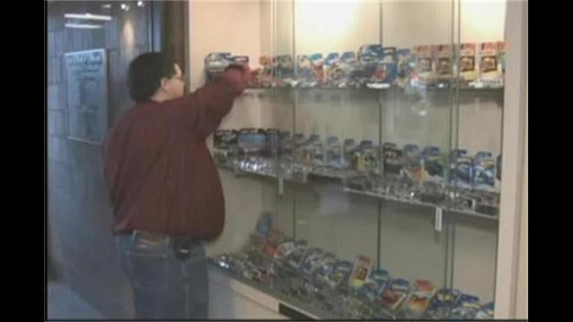 Brad's Beat: Hot Wheel Collector