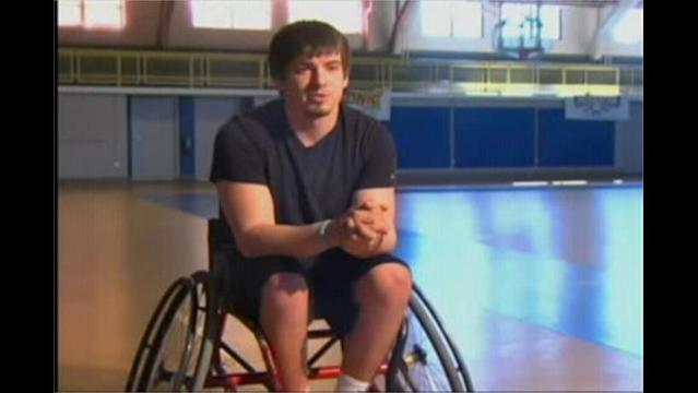 From College QB to Wheelchair Basketball PG