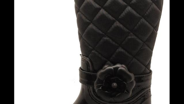 Stuart Weitzman Girls' Cha Cha Boots Recalled by Synclaire Brands