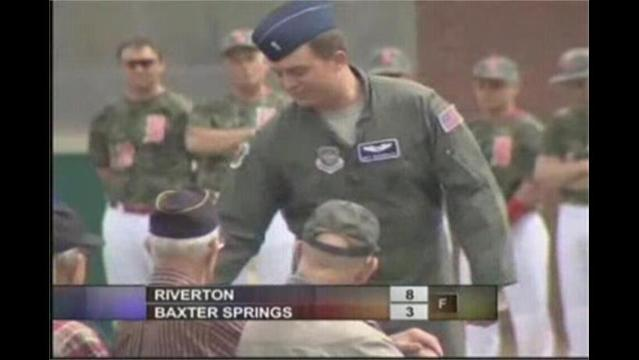 Baxter Springs Salute to Veterans