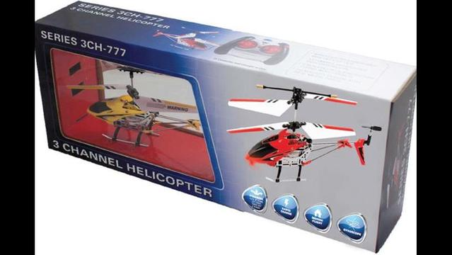 Remote-Controlled Helicopters Recalled by Midwest Trading Group