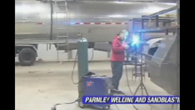 Parmley's Welding and Sandblasting - 051313