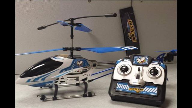 Toys R Us Recalls about 6,500 Remote-Controlled Helicopters