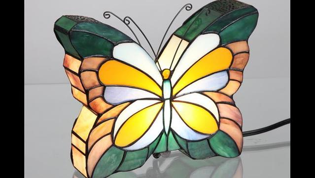 Angel's Touch Collections Recalls Butterfly and Shell Lamps