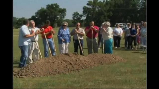 Wyandotte Nation Community Center Groundbreaking