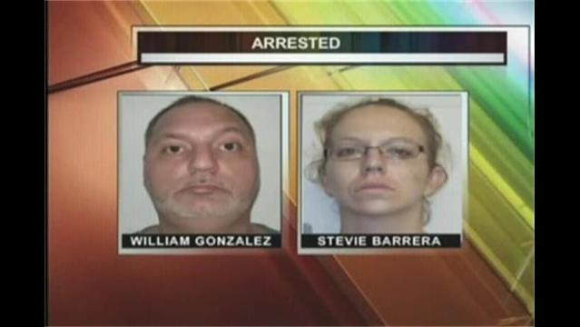 Two In Jail For Meth Charges