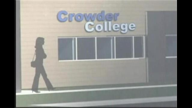 Crowder College Webb City Groundbreaking