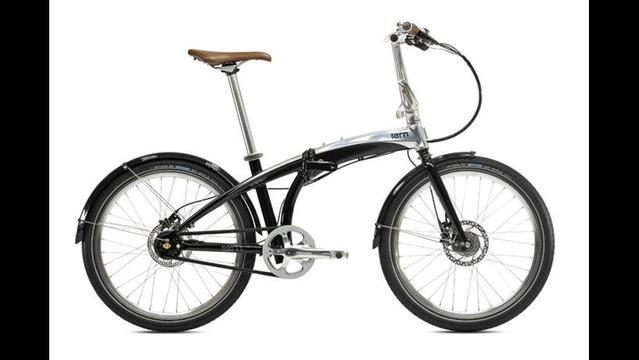 Stile Products Recalls Tern Folding Bicycles