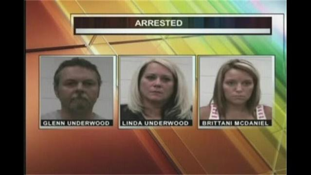 Vernon County Couple and Daughter Charged For Stealing
