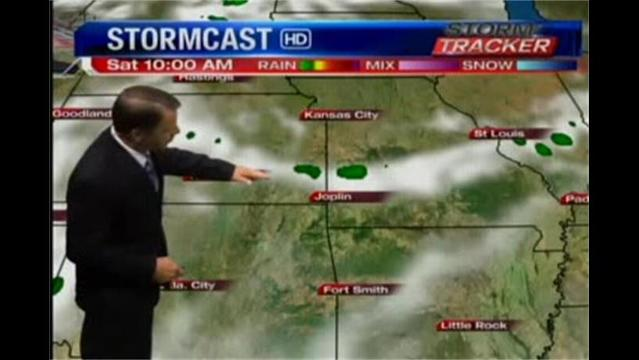 Storm Tracker Forecast For July 20th, 2013