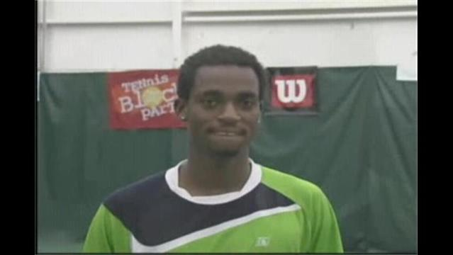 Darian King Wins Freeman Men's Futures Singles