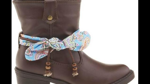Girls Boots Recalled By Renaissance Imports